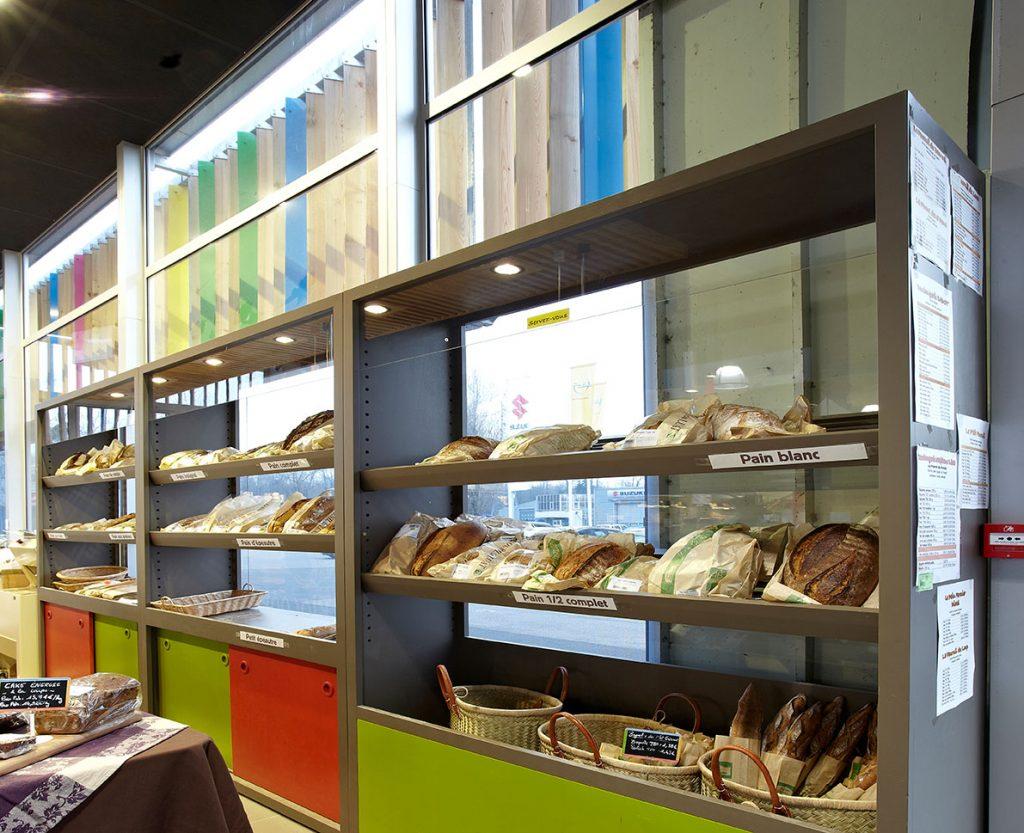 matériel professionnel de boulangerie