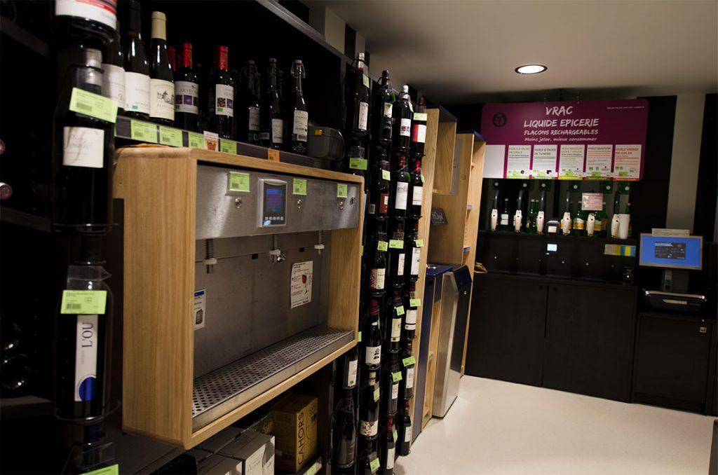 vins matériaux écoresponsable