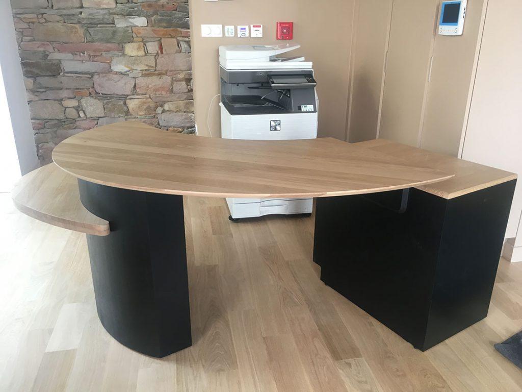 meuble bois bureau