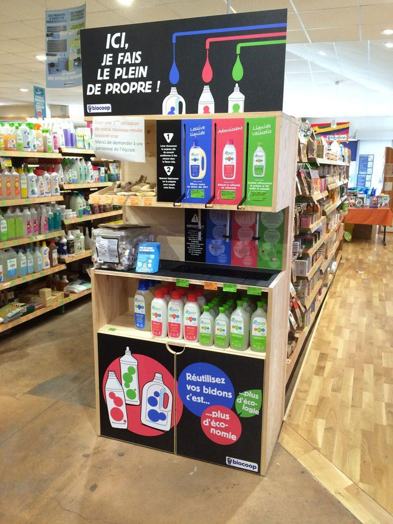 matériaux écoresponsable magasins