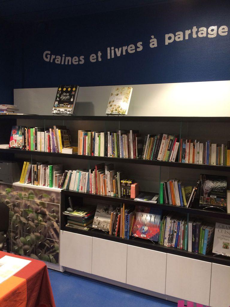 meubles librairie en bois