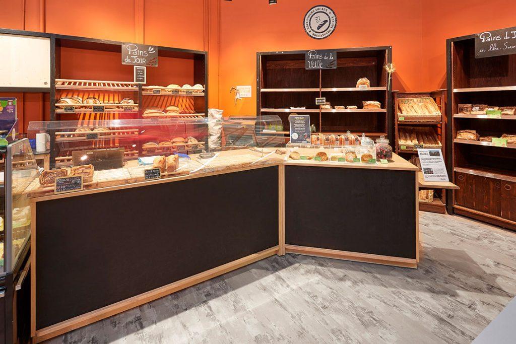 rangements meubles boulangerie