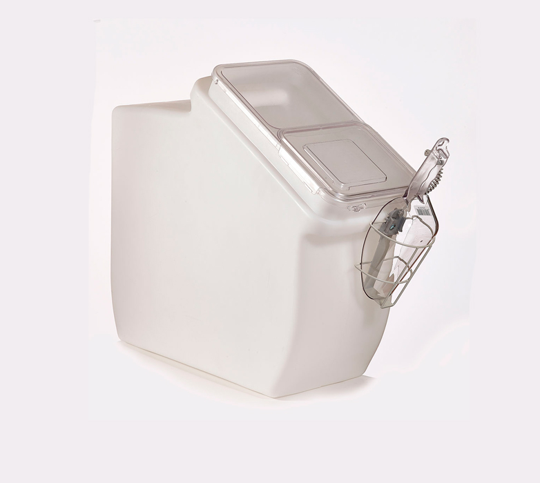 bacs distributeurs pelles opaque