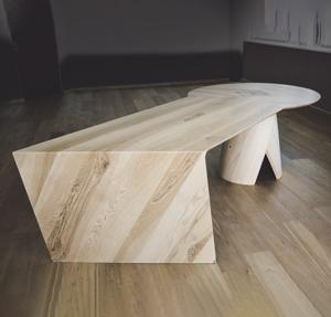 Table en bois sur-mesure