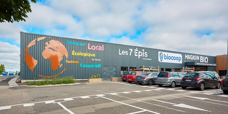 Biocoop Lorient : les 7 Épis